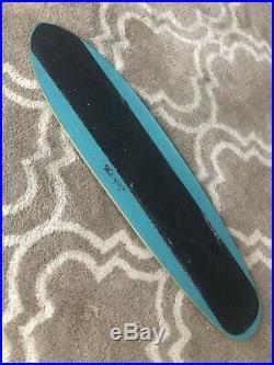 1970s Santa Cruz Vintage Skateboard Deck Nos Rare