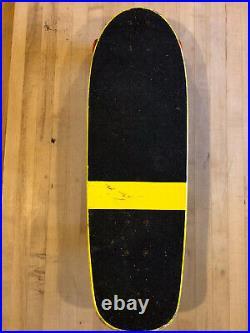 1984 Santa Cruz Jammer Factory Complete Skateboard