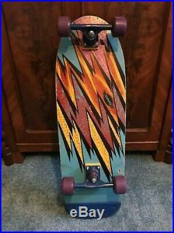 1985 SIMS Skateboard Madrid Alva Dogtown Powell Peralta Santa Cruz Vision