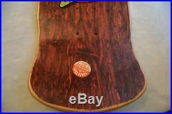 1988 Rob Roskopp Face 2 Autographed Vintage Santa Cruz Original Skateboard
