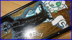 1991 OG Santa Cruz Bod Boyle Sick Cat Skateboard Deck Powell Peralta NAtas Gonz