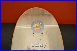 1991 Original Steve Salba Alba Rare Vintage Santa Cruz Skateboard NOS in shrink