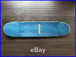 1994 Santa Cruz Caesar Singh Pitt Slick Skateboard Deck Nos Vintage