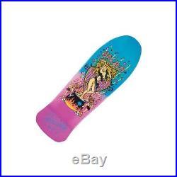 30th Anniversary SANTA CRUZ Steve Alba Skateboard Deck Salba Witch Doctor
