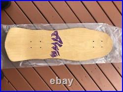 Alva skateboard Eddie Reategui Street Warrior Nos Not Powell Santa Cruz Vintage