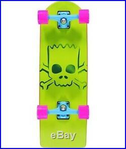 Bart Simpson Santa Cruz Cruiser Skateboard Brand New Sealed Rare NOS