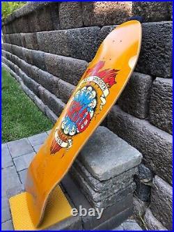 Bill Danforth skateboard nos Zflex Zephyr Tony Alva Dogtown Santa Cruz G&S