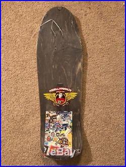 Bucky Lasek Powell Peralta vintage skateboard NOS IN SHRINK vision, Santa Cruz