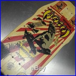 Christian Hosoi Skateboard Deck Vintage 80's 75cm x 26cm Old school F/S