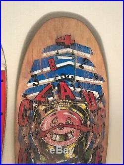 Claus Grabke OG Skateboard