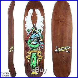 DESIGNARIUM Natas 1991 Skateboard Deck 9.125 Ltd Ed of 300 by SANTA CRUZ