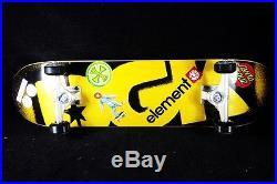 DGK Skateboard Complete Titanium Trucks Element Santa Cruz Plan B Girl Indy