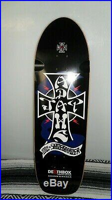Deathbox Jay Adams Skateboard Dogtown Z Flex Venice Duane Peters Santa Cruz