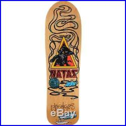 Designarium Santa Cruz Natas OG Kitten Deck SIGNED & NUMBERED 369/750