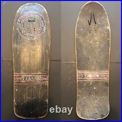Eric Dressen Santa Cruz OG Vintage Skateboard 80s 90s Tribal