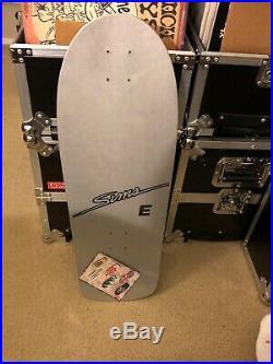 HOSOI Sims Alva Dogtown World Skateboard Deck Powell Santa Cruz Think Nos