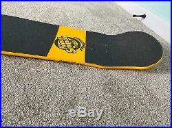 Homer Simpson Rob Roskopp Face Santa Cruz Skateboard deck Skate Board Simpsons