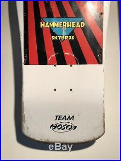 Hosoi Vert Flag Skateboard