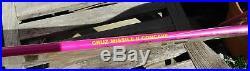 Hot Pink Santa Cruz Steve Alba SALBA Tiger skateboard Deck Old School Re-issue