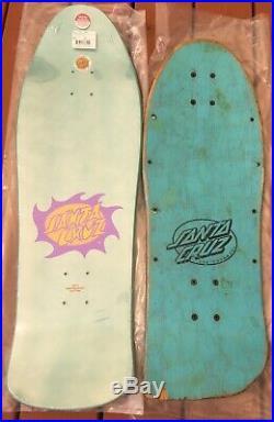 Jason Jessee Neptune! BAT NOSE OG+30 year anniversary! Santa Cruz Skateboard