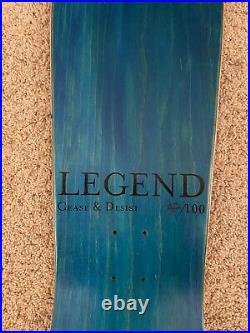 Jeff Grosso Alice Santa Cruz C&D AP Skateboard