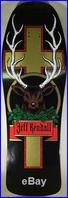 Jeff Kendall Jagermeister Santa Cruz Skateboards Jim Phillips