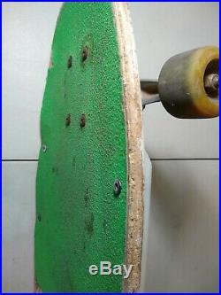 Jeff Kendall VTG 80's Skateboard Santa Cruz 1986 Graffiti Authentic