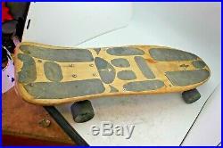 Jeff Kendall Vintage Santa Cruz Skateboard FREE SHIPPING