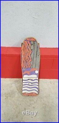 Jeff kendall skateboard