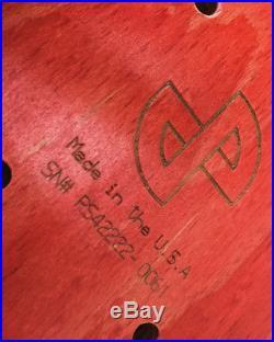 Jim Phillips Pocket Pistols Concrete Wave Santa Cruz Skateboard Old School