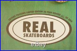 Jim Thiebaud Reissue Skateboard Hanging Klansman Clansman Real Santa Cruz