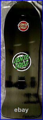 Limited Santa Cruz ROB ROSKOPP TARGET 4 Reissue Skateboard Powell G&S Sims
