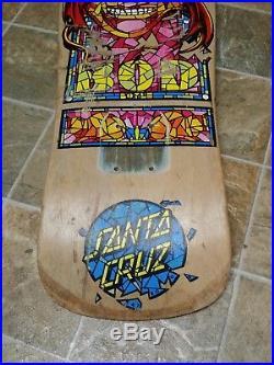 Look 1989 bod boyle rare pink santa cruz vision powell skateboard look