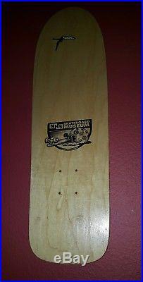 Ltd Santa Cruz 40th Anniversary Skateboard Signed Kendall Hosoi KNOX Rare NOS