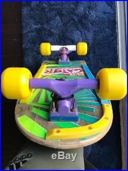 Mark Gator Vintage Vision Skateboard Powell Peralta Sims Santa Cruz nos