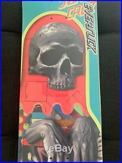 Michael Reeder Primal Chant Santa Cruz Skateboard Deck Print Everslick