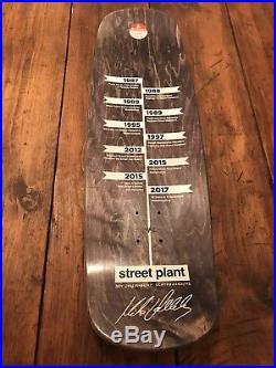 Mike Vallely Street Plant Skateboard Farm Yard. Not Santa Cruz Or Powell