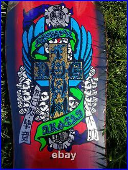 NEW Dogtown OG reissue Eric Dressen 10 skateboard deck santa cruz powell alva