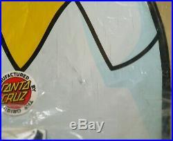 NEW RARE SEALED BAG NOS Santa Cruz Homer Simpson Skateboard The Simpsons grail