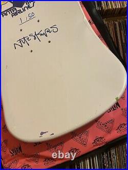 NEW Santa Cruz Natas Blind Bag Hand Painted 1/50 Skate Deck RARE Skateboard