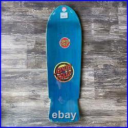 NEW Santa Cruz Rob Roskopp Reissue Vintage Skateboard Deck Target II