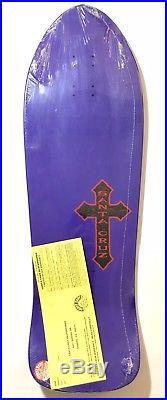 NOS 1990 Santa Cruz Corey OBrien Purgatory Skateboard
