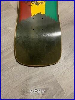 NOS Alva Posse Team Deck Skateboard Original Powell Vision Santa Cruz Dogtown Z