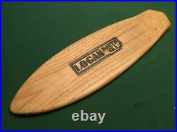 NOS LOGAN EARTH SKI DECK 70'S Vintage Skateboard G&S, SIMS, SANTA CRUZ