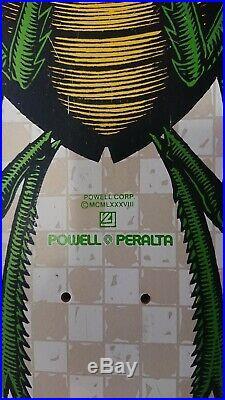 NOS Powell Peralta Bug Roach Skateboard Sims Santa Cruz Vision