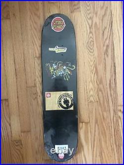 NOS Santa Cruz Last Supper Skateboard Roskopp Kendall Jessee Jim Phillips After