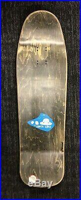 NOS Vintage Santa Cruz Corey O'brien Mutant City Skateboard Deck