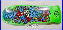 NOS rob roskopp target 5 oldscool Reissue Santa Cruz deck