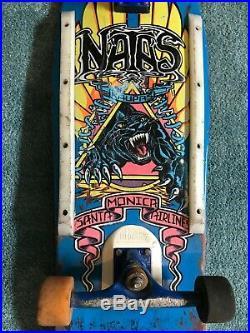Natas Kaupas Panther Santa Monica Airlines Santa Cruz Skateboard Powell PEralta