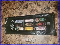 Natas Kaupas Santa Cruz Blind Bag Skateboard Deck Sealed Unopened Mint